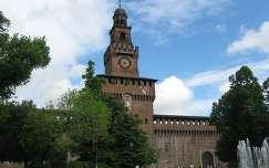 Sforza-kastély, Milánó