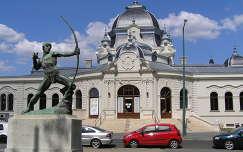 Budapest,Műjégpálya felújítás után