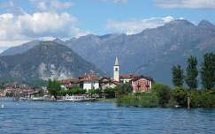 Isola Pescatori, Lago Maggiore, Olaszország