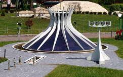 Minimundus,Ausztria,a brasiliai katedrális