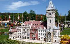Minimundus,Ausztria,a prágai Óvárosi városháza