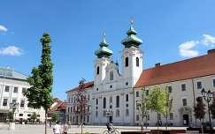 Magyarország, Győr, Széchenyi tér