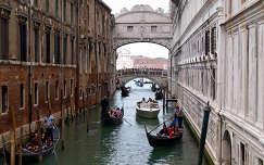 Olaszország,Velence,Sóhajok hídja