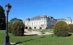 Magyarország, Keszthely, Festetics-kastély parkja