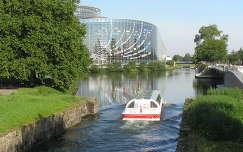 Strassburgi Parlament, Franciaország