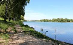 Magyarország, Zalaegerszeg, Gébárti-tó