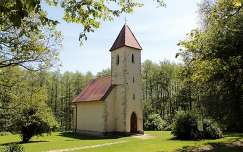 Magyarország, Velemér, Szentháromság-templom