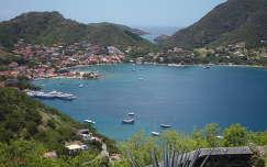 Karib-szigetek - Kis Antillak - Guadeloupe - Les Saintes, Terre de Haut (Szent szigetek)