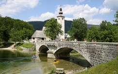 Szlovénia Bohinj
