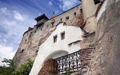 Erdély, Dracula gróf kastélya