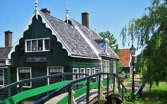Holland, Zaanse Schans
