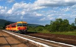 vonat sínpár