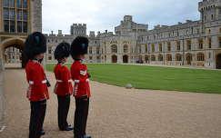 Windsori kastély, Anglia