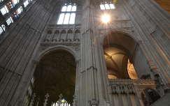 Canterbury apátság, Anglia