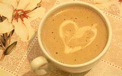 kávé valentin ital