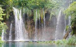 Horvátország - Plitvicei tavak