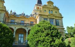 Wenckheim család szbadkígyósi kastélya