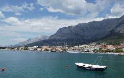 Makarska-kikötő