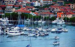 Kikötő, Krk