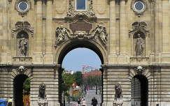 Budapest,Budai vár,Oroszlános udvar