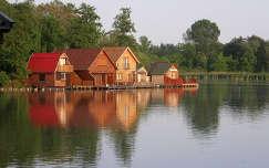 Tatai derítő-tó,Fotó:Szolnoki Tibor