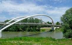 Magyarország, Szolnok, Tiszavirág-híd