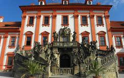 Prága, Trója-kastély