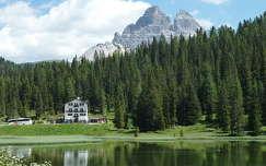 Misurina tó, Olaszország