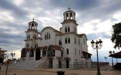 Görögország, Paralia - Szent Miklós templom
