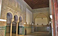 Sevilla Spain, El Real Alcazar