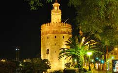 Sevilla Spain, El Torre Del Oro