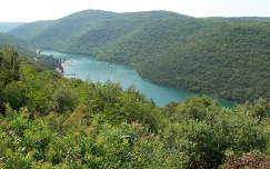Limski-fjord - Horvátország