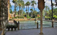 SEVILLA Spain, Jardines del Real Alcazar