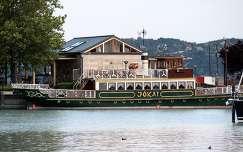 Magyarország, Balatonfüred, kikötő