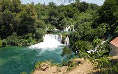 Horvátország Krka