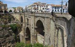 Ronda Spain, Puente Nuevo.       FOTO BY ELLY HARTOG