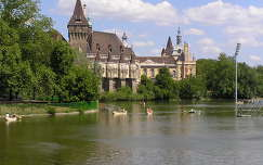 Budapest,Vajdahunyad vára