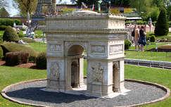 Minimundus,Ausztria,a párizsi Diadalív