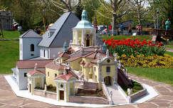 Minimundus,Ausztria,az eisenstadti Haydn-templom