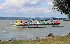 Magyarország, Balaton, Balatonszemes, szabadstrand