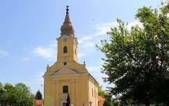 Magyarország, Szolnok, Vártemplom