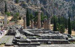 Delphoi, Görögország