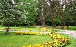 Miskolc, a miskolctapolcai park