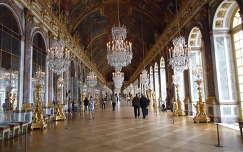 Versailles tükörterem