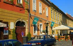Utcarészlet-budai vár,Fotó:Szolnoki Tibor
