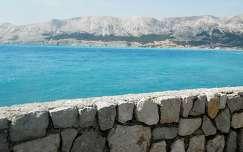tenger, Horváthország, Krk-sziget, Ba¹ka
