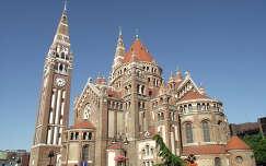 Szeged-Dóm. Fotó: Csonki