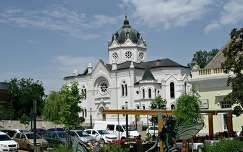 Magyarország, Szolnok, Galéria, egykori zsinagóga