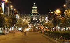 Prága Vencel tér