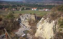 A Csigadomb Parajd közelében (védett terület)